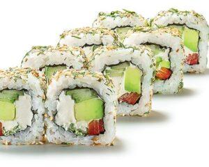 hiyashi-roll